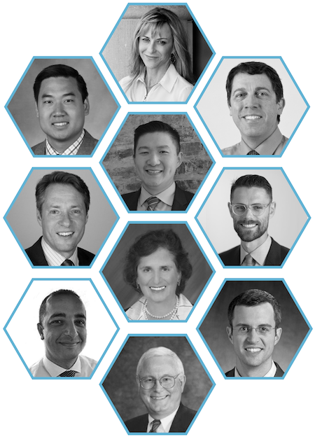 Members of axialHealthcare's Scientific Advisory Board