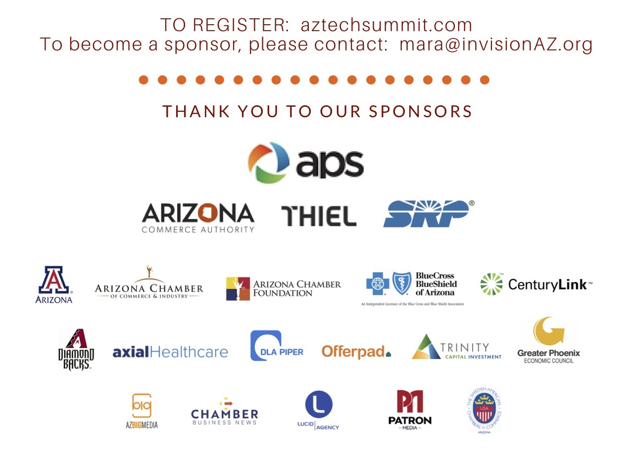 Az Tech Innovation Sponsors